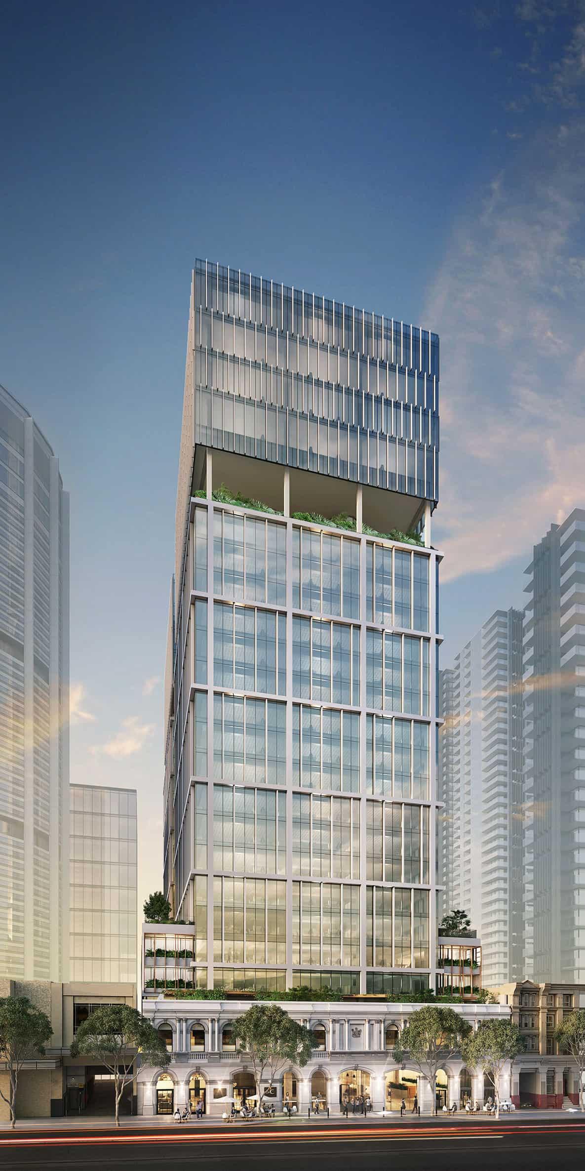 Midtown Centre - The Building